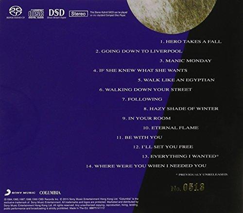 Greatest Hits (SACD) (限量編號版) ~ Bangles