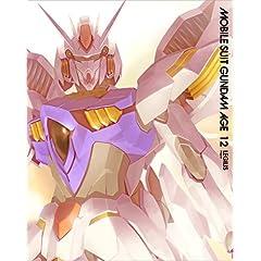 機動戦士ガンダムAGE(MOBILE SUIT GUNDAM AGE) 12 [豪華版](初回限定生産) [Blu-ray]