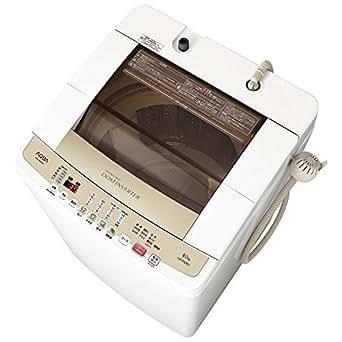 アクア 8.0kg 全自動洗濯機 ホワイトAQUA AQW-V800D-W