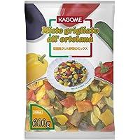 [冷凍] カゴメ 菜園風グリル野菜のミックス 600g