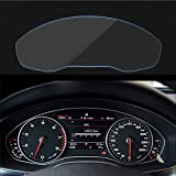 AUDI A6 アウディ ダッシュボード 高品質 ガラスフィルム 高感度タッチ 気泡ゼロ 指紋防止 飛散防止 アウディA6 専用 K001-326