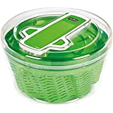 Zyliss 1246 Swift Dry Salad Spinner, Green