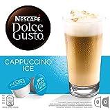 ネスカフェ ドルチェグスト専用カプセル アイスカプチーノ 8杯分