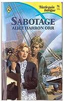 Sabotage (Harlequin Intrigue)