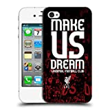 Best iPhone 4ケースドリーム - オフィシャル Liverpool Football Club Make Us Dream レッド・メン Review
