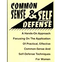 Common-Sense & Self-Defence