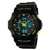 ファション 腕時計 スポーツ時計 SKMEI腕時計 LとSサイズ