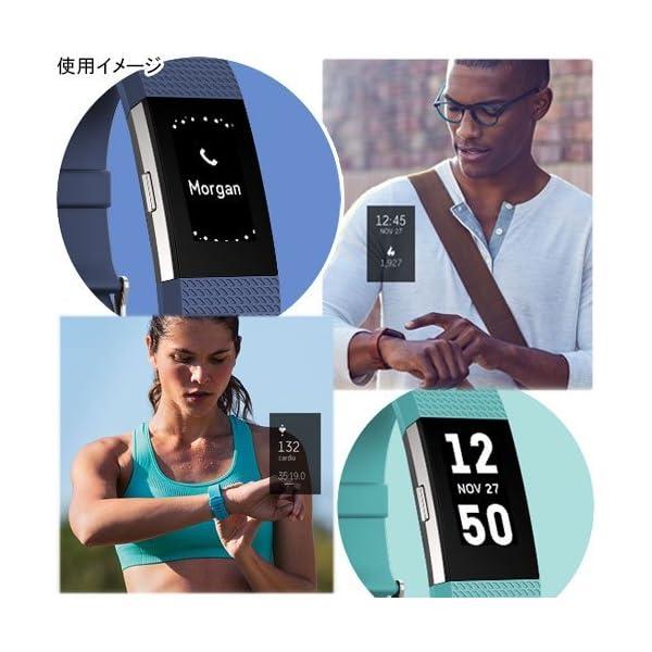 【日本正規代理店品】Fitbit 心拍計+フィ...の紹介画像2
