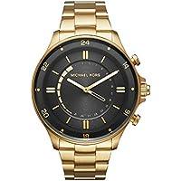 Michael Kors Reid Gold-Tone Stainless Steel Hybrid Smartwatch MKT4014