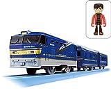プラレール ぼくもだいすき!たのしい列車シリーズ EF510北斗星 (プラキッズ付き)