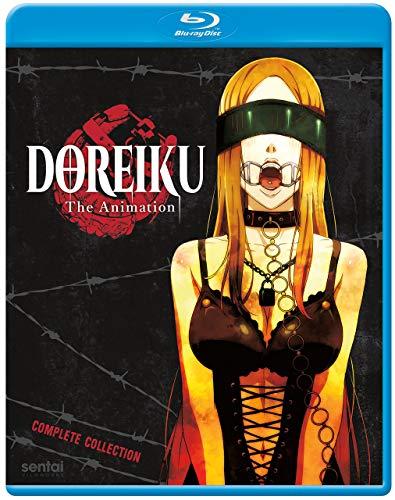 Doreiku The Animation Blu-Ray(奴隷区 The Animation 全12話)