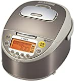 タイガー IH炊飯器 「炊きたて」 ブラウンステンレス 5.5合 JKT-G101-CC