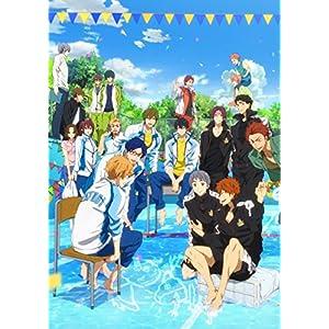 【Amazon.co.jp限定】特別版 Free! -Take Your Marks- Blu-ray【台本付数量限定版】(三方背ケース付き)