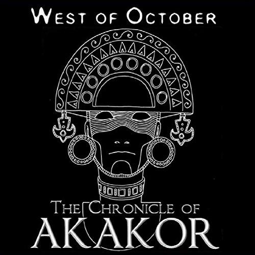 amazon music west of octoberのthe chronicle of akakor amazon co jp
