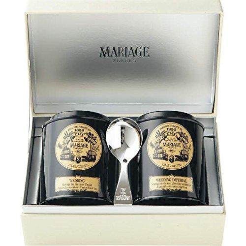 マリアージュ フレール 紅茶の贈り物 (ウェディング ウェディングインペリアル GS-150)