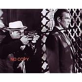 大きな写真、007、ショーン・コネリー、肩を銃座に狙撃銃