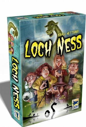 Loch Ness Board Game -