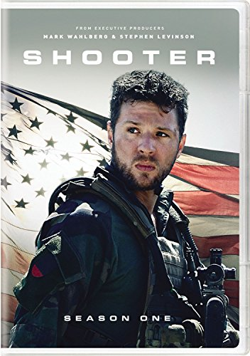Shooter: Season One [DVD] [Import]