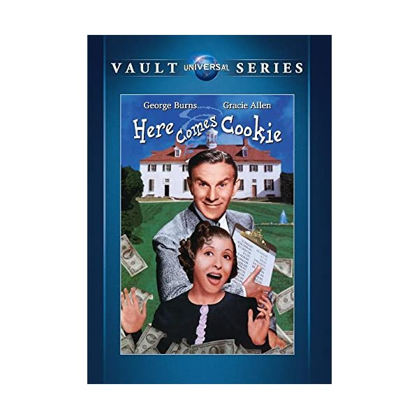 Here Comes Cookie [DVD] ...の商品画像