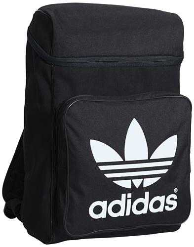 adidas(アディダス) オリジナルス バックパック HERI BP CLASSIC 13L メンズ レディース ブラック amj43-F76907