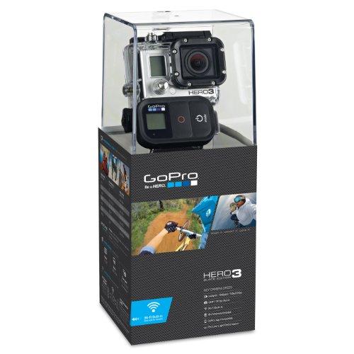 【国内正規品】 GoPro HERO3 ブラックエディション アドベンチャー CHDHX-301-JP