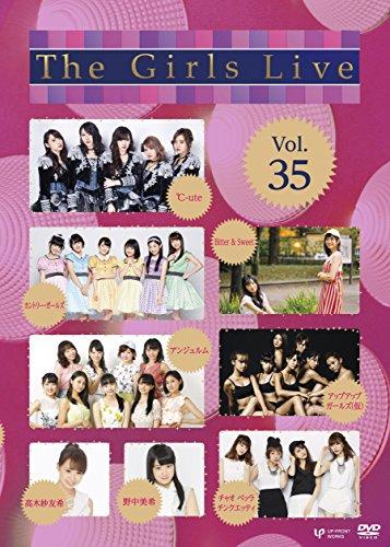 The Girls Live Vol.35[DVD]
