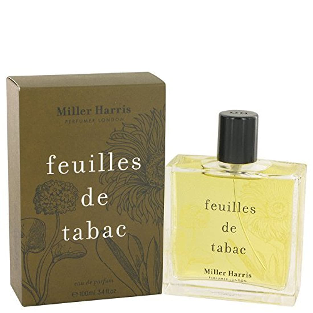 派手優先権ルアーミラーハリス Feuilles De Tabac Eau De Parfum Spray 100ml/3.4oz並行輸入品