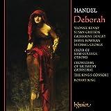 Handel: Deborah / Robert King, King's Consort