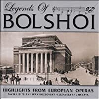 Legends Of The Bolshoi-highlights From European Operas
