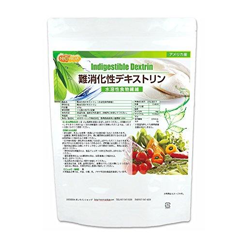 難消化性デキストリン(AM) 400g [01] 水溶性食物繊維  付属のスプーン1杯で、約レタス1個分の食物繊維