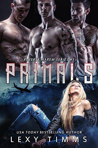 Primals: Reverse Harem Paranormal Shifter Romance (Reverse Harem Series Book 1) (English Edition)