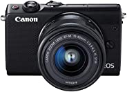 Canon EOS M100 Mirrorless SLR digital Camera, blk