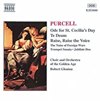 Ode for St. Cecilia's Day by PURCELL (1996-04-23)