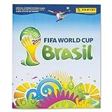 PANINI [パニーニ] 2014 FIFA ワールドカップブラジル オフィシャルライセンス ステッカーアルバム 2014 FIFA World Cup Panini Sticker Album 【正規オフィシャルグッズ】【並行輸入品】
