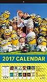 ミニオン 2017年 カレンダー 壁掛け  CL-89