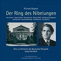 『ニーベルングの指環』全曲 カイルベルト&バイロイト、ホッター、メードル、ヴィントガッセン、他(1953 モノラル)(12CD)