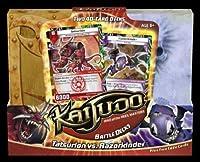 Kaijudo: Rise of the Duel Masters TCG - Tatsurion vs. Razorkinder Battle Deck