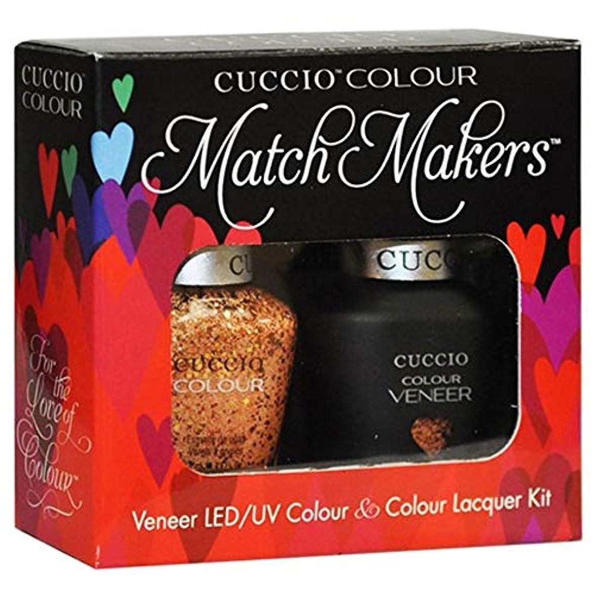 内なる仕方撃退するCuccio Colour Veneer LED/UV Gel Polish - After Party - 0.43oz / 13ml