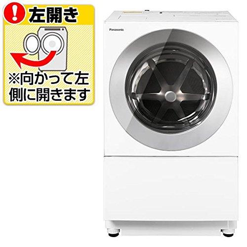 パナソニック 7.0kg ドラム式洗濯機【左開き】アルマイトシ...