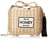 [ハニーサロンバイフォピッシュ] Honey Salon by foppish カゴバック/パフュームラタンショルダー