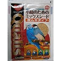 (まとめ買い)クオリス 小鳥のための ミックスシード 皮ムキタイプ 3.6kg 【×3】