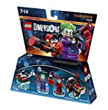 LEGO Dimensions: Team Pack DC Joker/Harley by Warner Bros. Interactive Entertainment [並行輸入品]