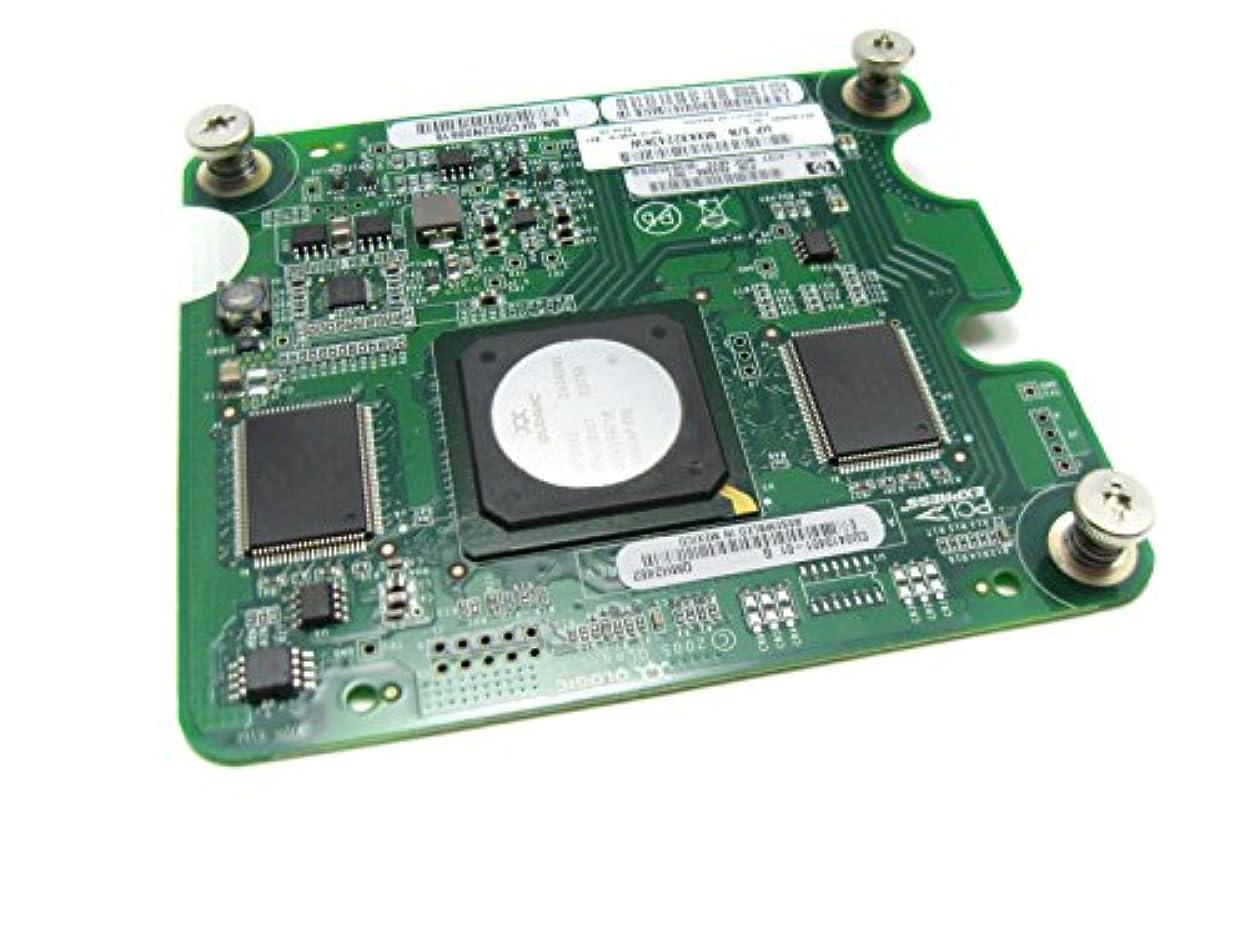 ヘッジトロイの木馬症候群HP 404986 – 001 4 GB 2ポートファイバチャネルHBA。