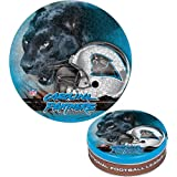 WinCraft Carolina Panthers 500ピースパズルin Collectable Tin
