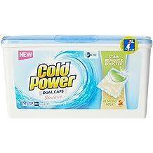 Cold Power Capsules Sensitive, Laundry Detergent, 30 Caps