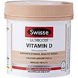 Swisse Ultiboost Vitamin D, 400 Capsules