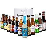 人気のベルギービール飲み比べ12本セット(全品正規輸入商品)【シメイ、ヴェデット、デュベル、デリリュウム他】 専用ギフトボックスでお届け