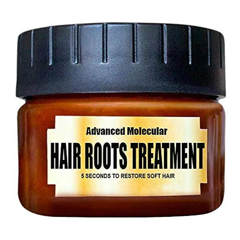 支配的すごい含意BTFirst ヘアルーツトリートメント健康的なソフトヘアケアエッセンスを修復柔らかい髪を取り戻す弾力性を取り戻し健康を取り戻し効果的で便利