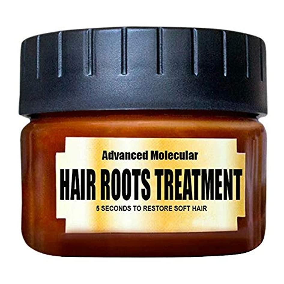 無視できる気体のアセンブリBTFirst ヘアルーツトリートメント健康的なソフトヘアケアエッセンスを修復柔らかい髪を取り戻す弾力性を取り戻し健康を取り戻し効果的で便利