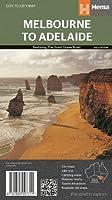 Melbourne to Adelaide 2014: HEMA by Hema Maps Pty.Ltd(2014-02-01)